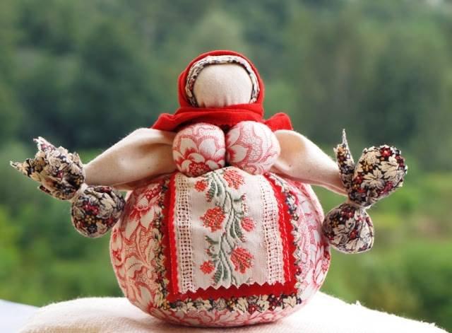 Кукла травница оберег своими руками мастер класс
