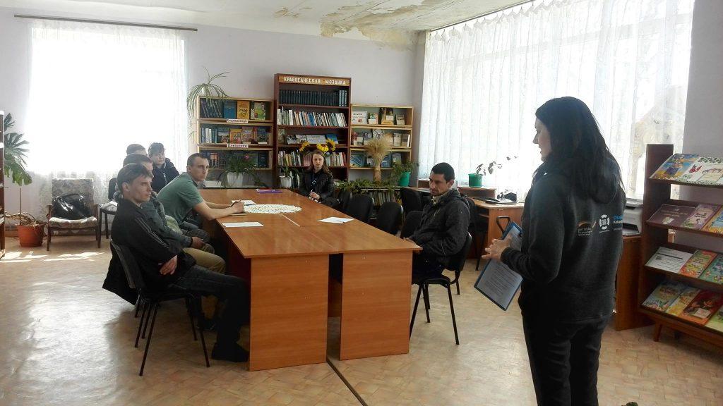 Станично-Луганское, 13 апреля 2017 года