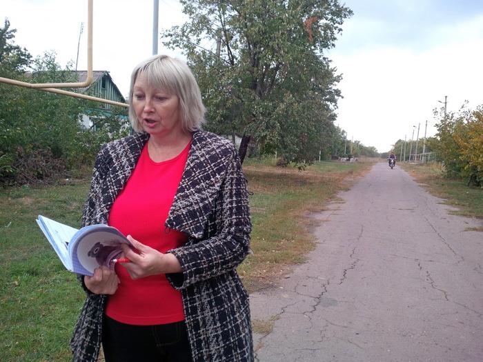 Людмила Ивановна беспокоится о Екатерине, кажется, больше чем она сама